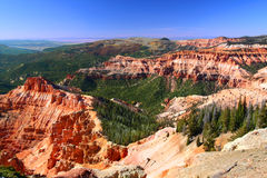 Cedar Breaks National Monument Stock Image