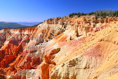 Cedar Breaks National Monument Royalty Free Stock Images