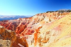Cedar Breaks National Monument Image stock
