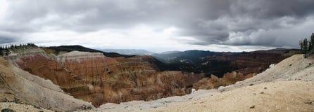 Cedar Breaks National Monument Immagini Stock Libere da Diritti