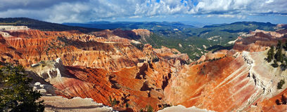 Cedar Breaks National Monument Photographie stock libre de droits