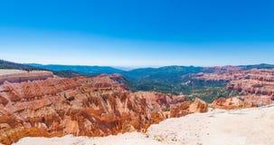 Cedar Breaks National Monument in Utah royalty free stock images