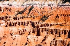 Cedar Breaks National Monument, Utah, USA Royalty Free Stock Image