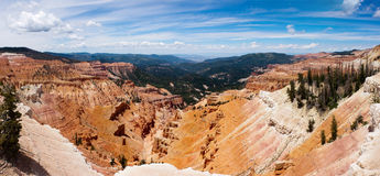 Cedar Breaks Stock Photography