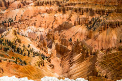 Cedar Breaks rocks Royalty Free Stock Photos