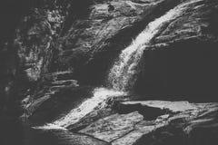 Cedar Creek en Samford, Queensland fotografía de archivo libre de regalías