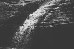 Cedar Creek en Samford, Queensland imagen de archivo