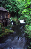 Cedar Creek grist mill Stock Photos