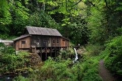 Cedar Creek Grist Mill Stock Images