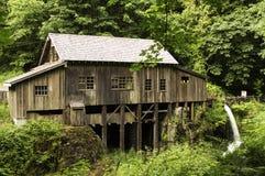 Cedar Creek Grist Mill fotografie stock libere da diritti