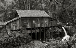 Cedar Creek Grist Mill, 1876 Royalty Free Stock Photo