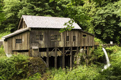 Cedar Creek Grist Mill Royalty Free Stock Photos
