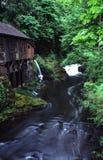 cedar creek materiału siewnego do zmielenia mill. zdjęcia stock