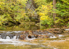 Cedar Creek, Natural Bridge, VA Royalty Free Stock Photography