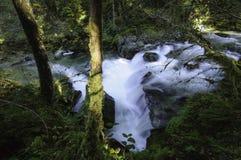 Cedar Creek Waterfalls foto de stock royalty free