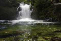 Cedar Creek Waterfalls stock photography