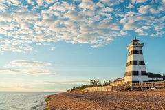 Cedar Dunes Provincial Park's Lighthouse Royalty Free Stock Images
