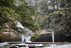 Cedar Falls Immagine Stock Libera da Diritti