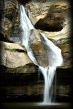 Cedar Falls vattenfall Arkivfoto