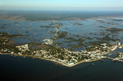 Cedar Key, Florida Stock Afbeelding