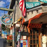Cedar Key, Florida royalty free stock photography
