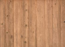 Cedar Outdoor Wall Stock Image