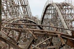 Cedar Point, Sandusky, Ohio. Cedar Point Rollercoaster Park, Sandusky, Ohio Stock Photos