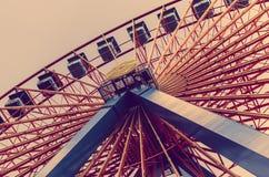 Cedar Point Wheel stock photography