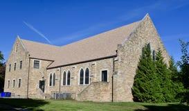 Cedar Rapids Church Royalty Free Stock Photos