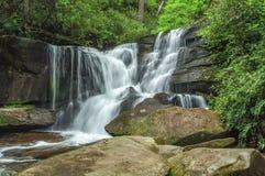 Cedar Rock Falls immagine stock libera da diritti