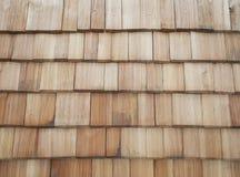 Cedar Shakes royalty-vrije stock fotografie