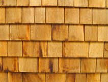 Cedar Shingles Stock Photos