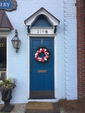 219 Cedar Street del sud 1/2 in Summerville, Sc Fotografia Stock Libera da Diritti