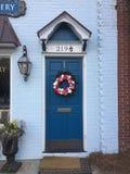 219 Cedar Street 1/2 sul em Summerville, SC Foto de Stock Royalty Free