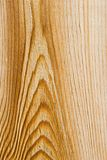Cedar wood grain. Close up of cedar board showing grain Stock Images