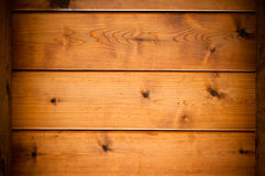 Cedar wood planks Stock Image