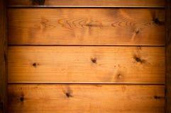 Ceder houten planken Stock Afbeelding