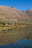 Cederberg reflection Royalty Free Stock Photography