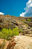 Cederberg South Africa. Mountain Landscape Royalty Free Stock Photography