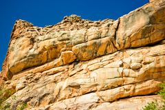 Cederberg South Africa. Mountain Landscape Royalty Free Stock Image