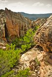 Cederberg South Africa. Mountain Landscape Royalty Free Stock Photos