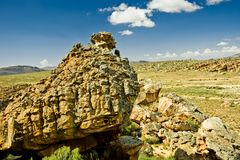 Cederberg South Africa. Mountain Landscape Stock Photo