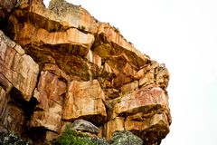 Cederberg South Africa. Mountain Landscape Stock Images