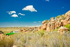 Cederberg South Africa. Mountain Landscape Stock Photography