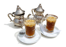 cedertränutletstea tunisia Royaltyfria Bilder
