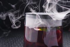 Cedrat herbata zdjęcie royalty free