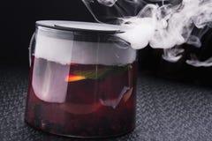 Cedrat herbata zdjęcia stock