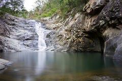 Cedrowy zatoczki skały basen Obraz Stock