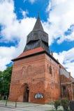 Cedry Wielkie,波兰- 2017年6月17日:Sts天主教堂  守护天使 库存照片