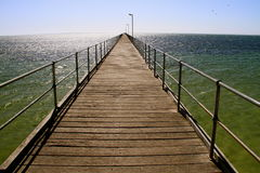 Ceduna jetty Stock Photos